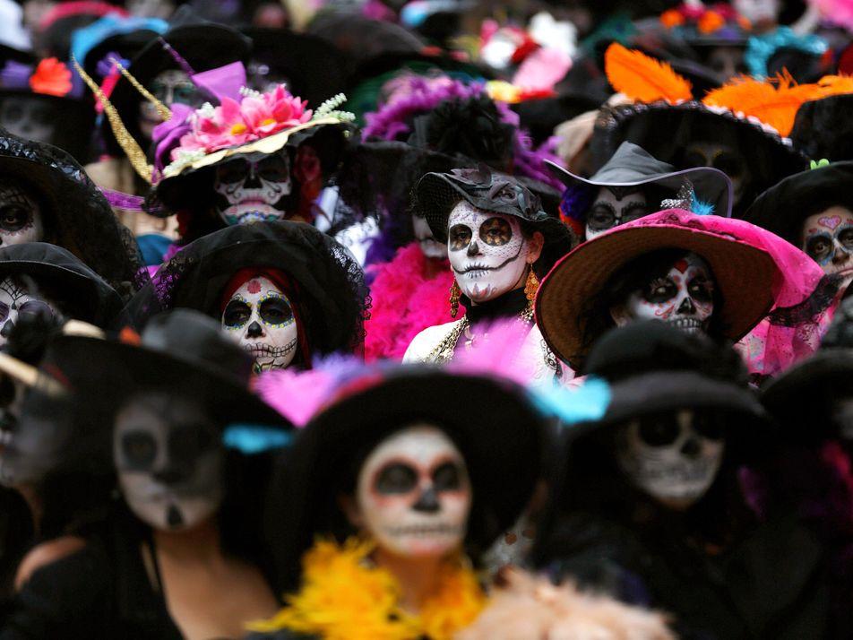 Galerie: 10 Dinge, die man über den Día de Muertos wissen sollte