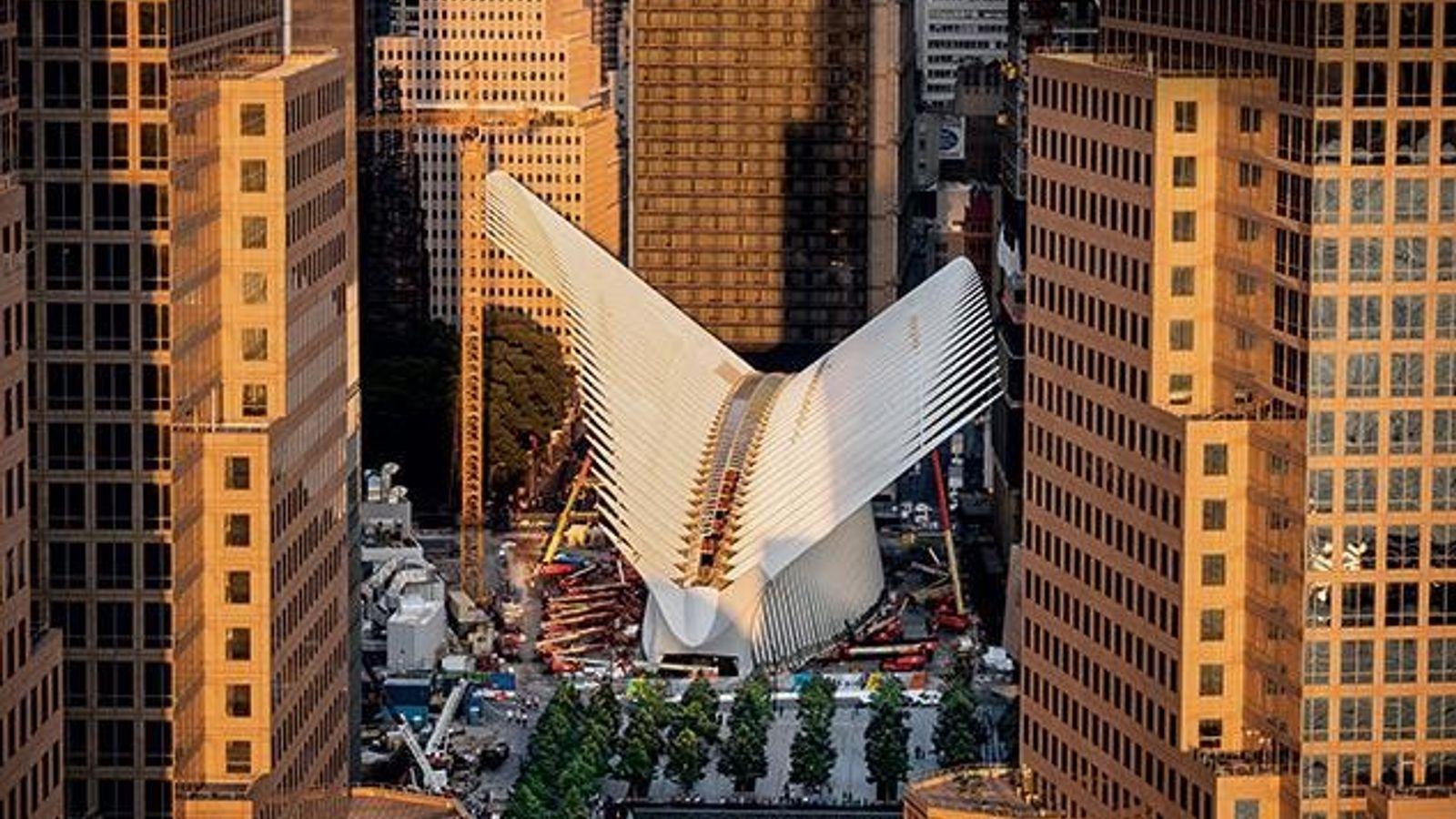 Das World Trade Center Transportation Hub