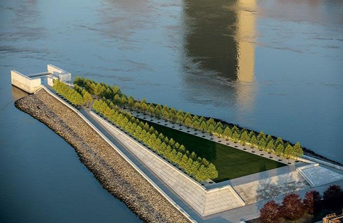 Der Four Freedoms Park