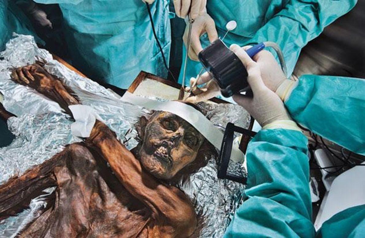 Der neolithische Patient