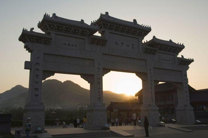 Shaolin-Tempel