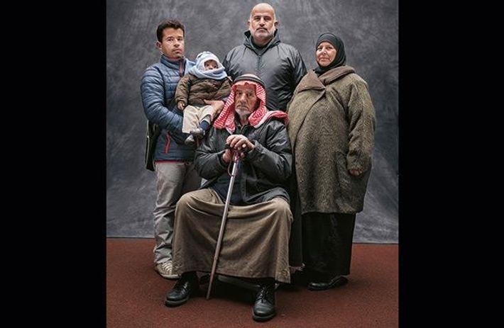 Die Al Khaders aus Syrien