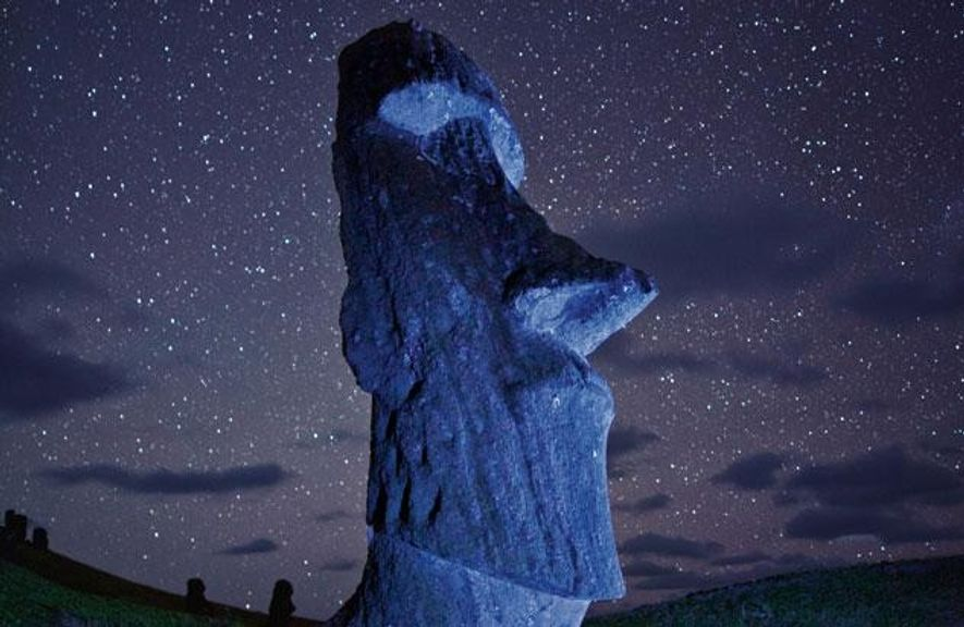 Die Kolossalfiguren der Osterinsel sind ein Rätsel der Menschheit. Archäologen entwickelten jetzt neue Theorien, wie sie ...