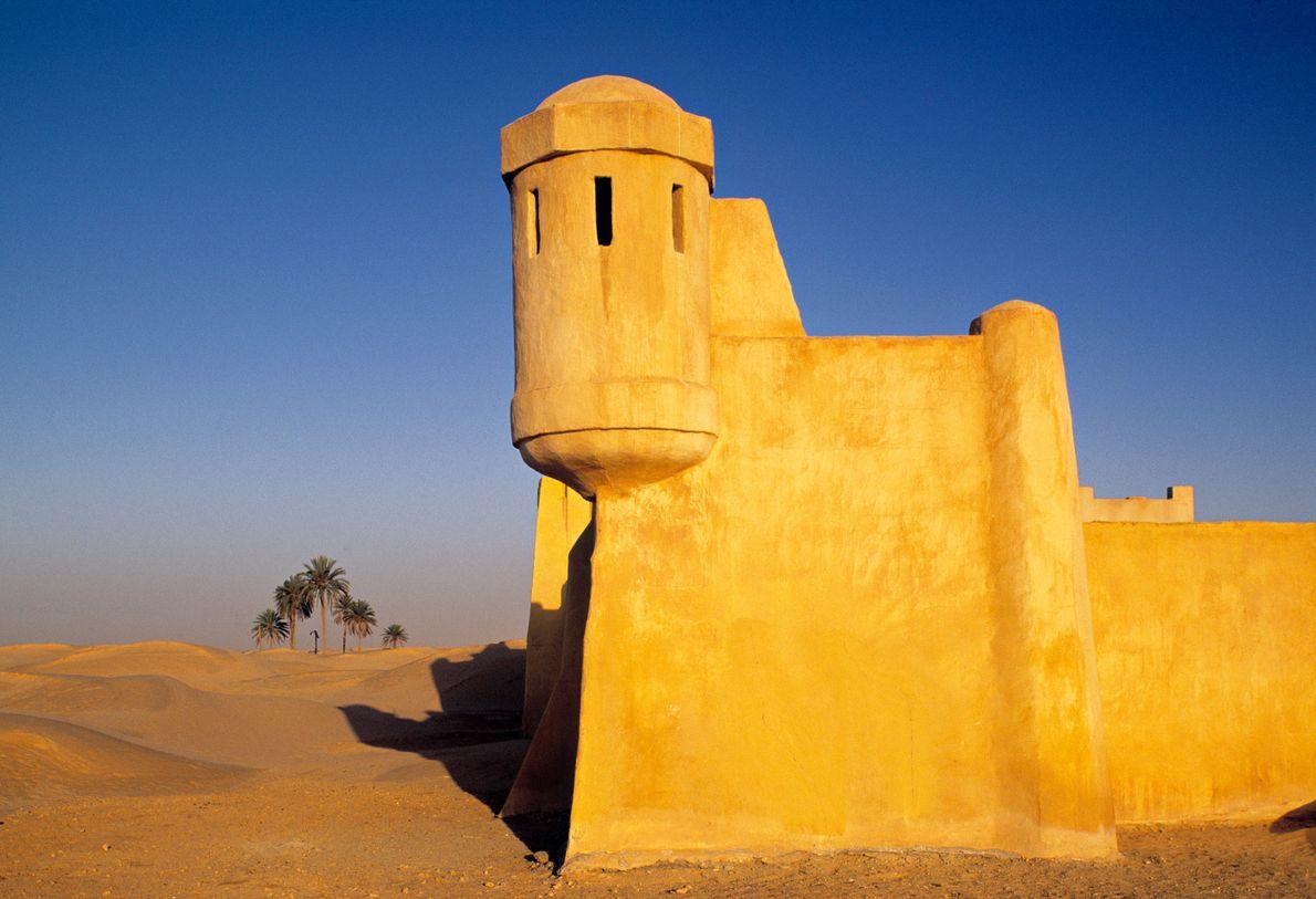 Island of Djerba, Tunisia