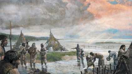 Galerie: Die Suche nach Doggerland