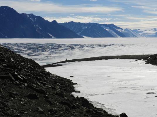 Ein spektakulärer Nicht-Fund: Im Boden der Antarktis kann kein Leben nachgewiesen werden