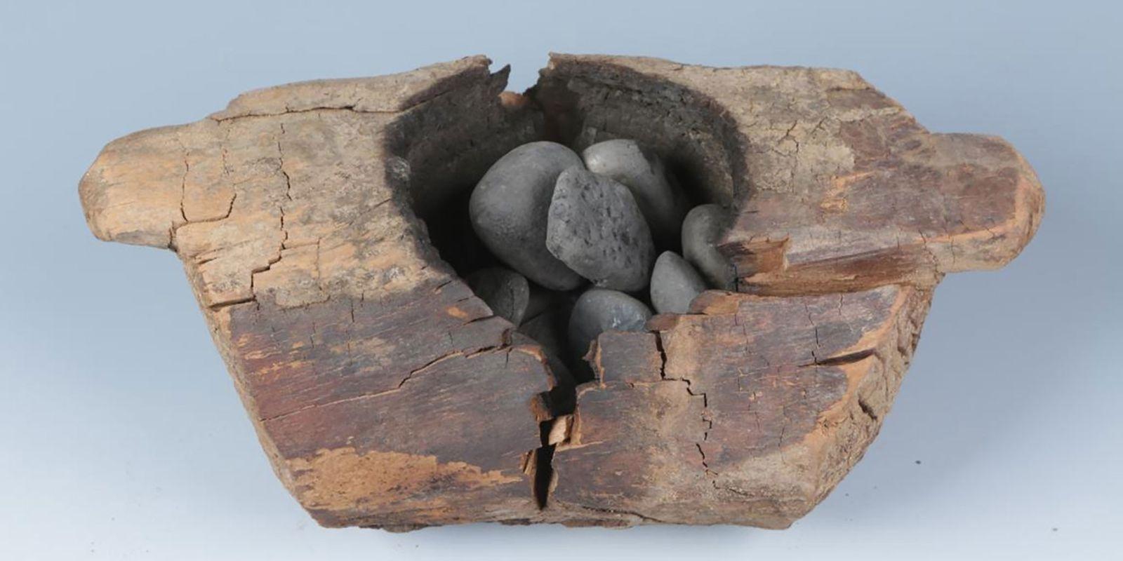 Ältester Beleg für Haschkonsum auf Friedhof entdeckt