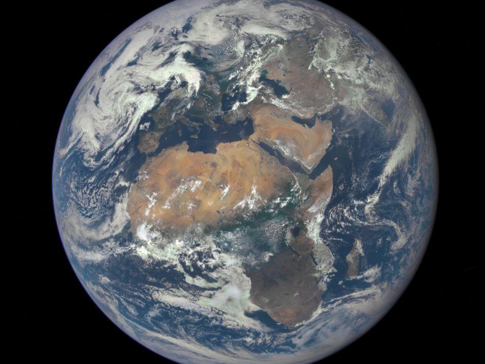 10 seltsame Fakten über die Erde, die ihr (vermutlich) noch nicht kennt