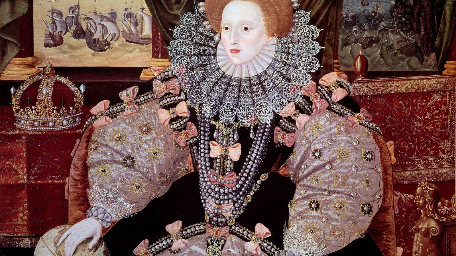 Nach dem Sieg über die spanische Armada erteilte Königin Elisabeth I. einen königlichen Freibrief, mit dem ...