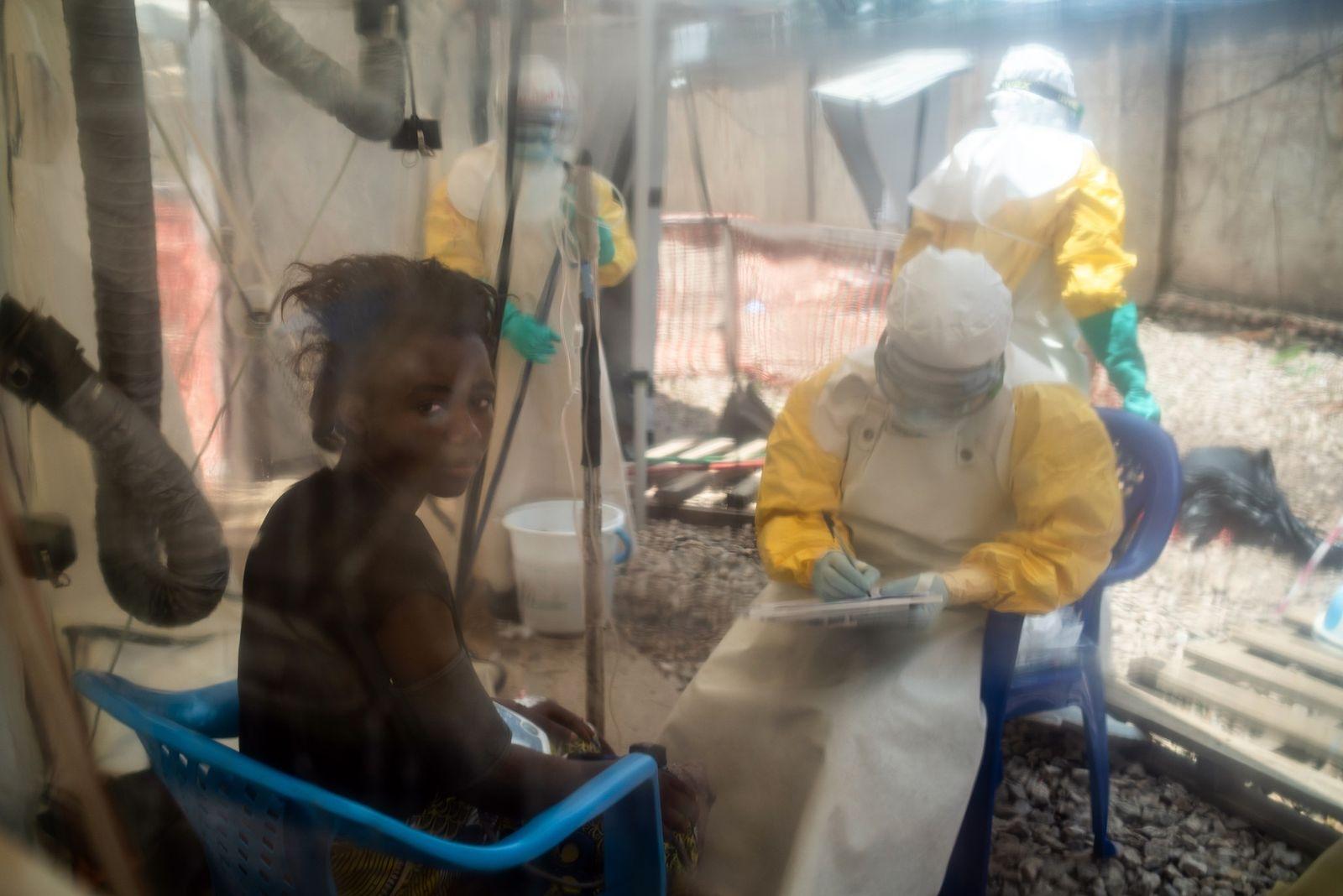 Ebolapatient