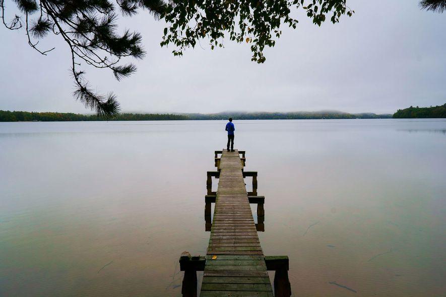 See und Steg