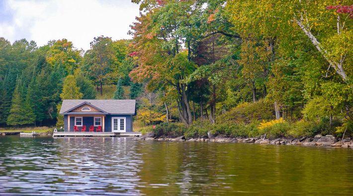 Malerische Cottages