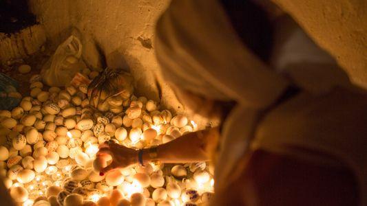 Galerie: Tausende Juden pilgern jedes Jahr in dieses muslimische Land