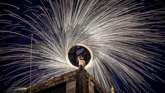 Galerie: So feiern Millionen von Muslimen auf der ganzen Welt das Ende des Ramadan