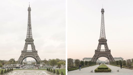 Als China Paris nachbaute