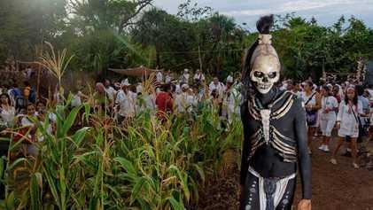 Galerie: Cenoten - Die heiligen Höhlen der Maya
