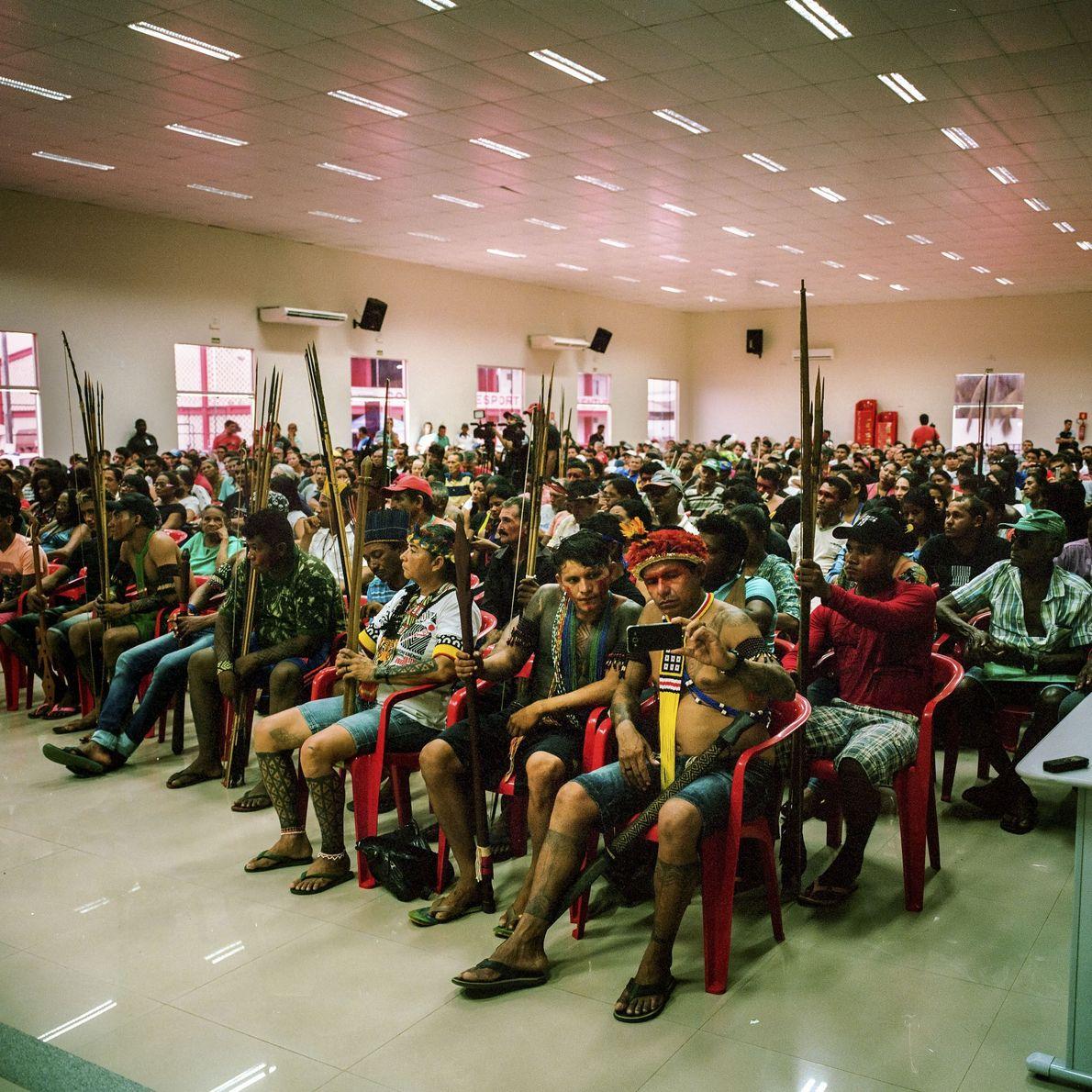 öffentlichen Versammlung