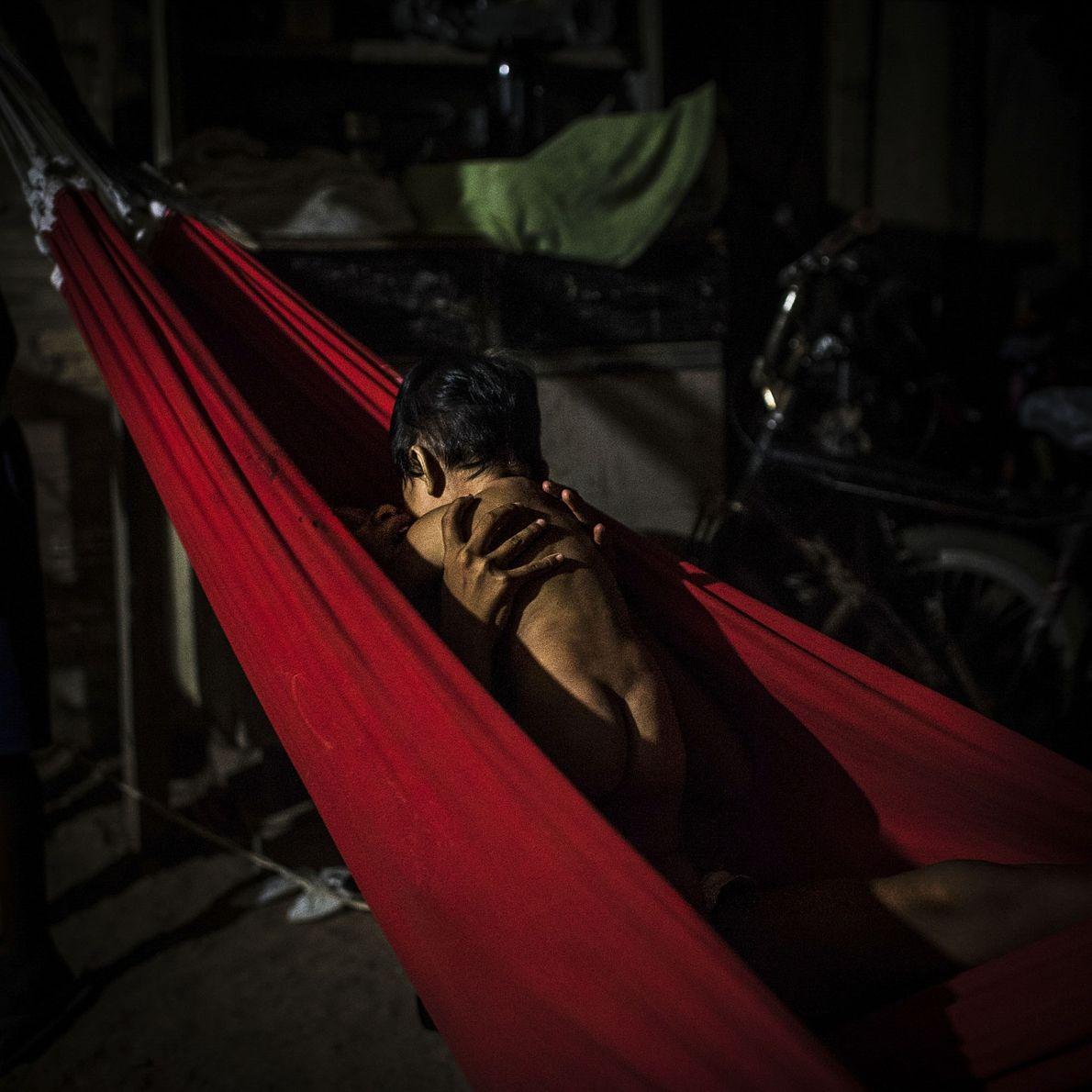 Munduruku-Mädchen