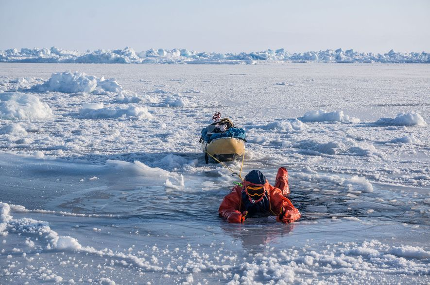 Sind Expeditionen zum Nordpol ein Relikt der Vergangenheit?