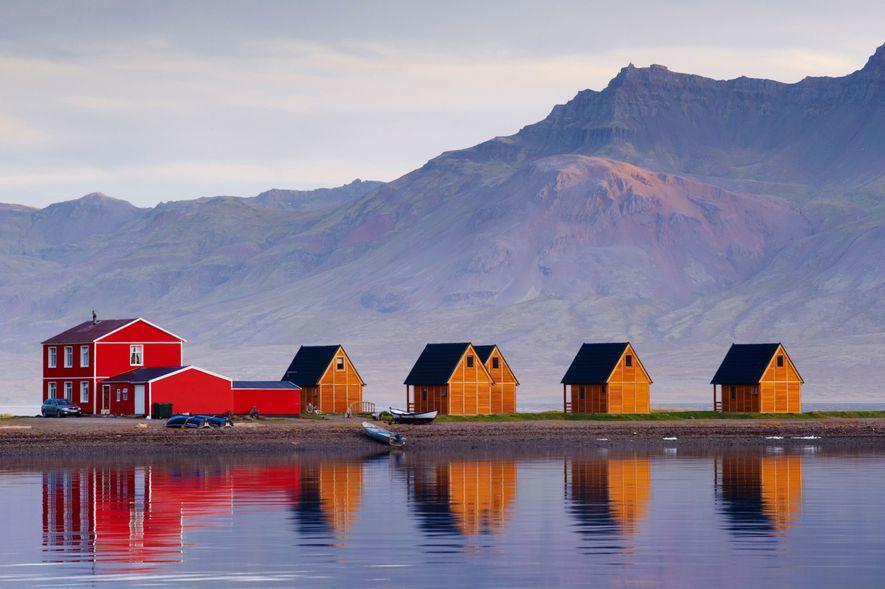 Die Stadt Eskifjörður soll unter dem Schutz einer Völva stehen, einer Prophetin.
