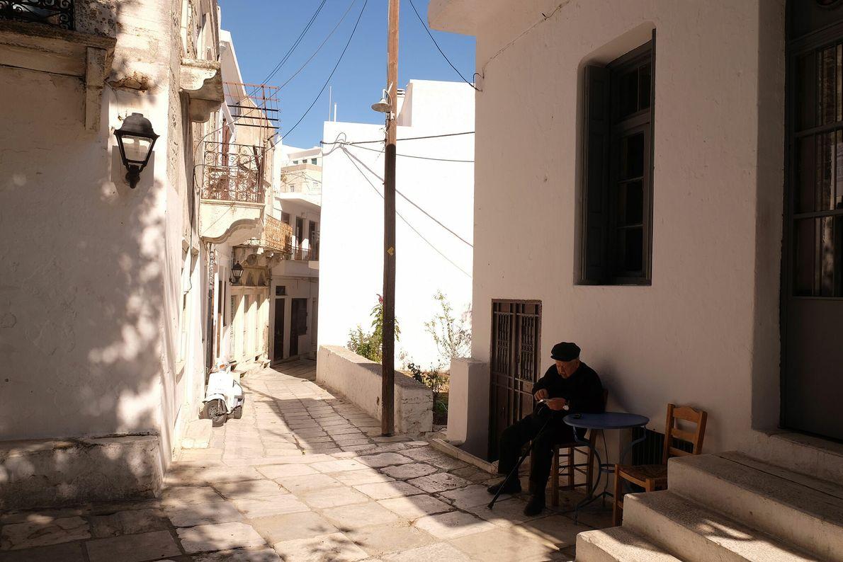 APEIRANTHOS, GRIECHENLAND