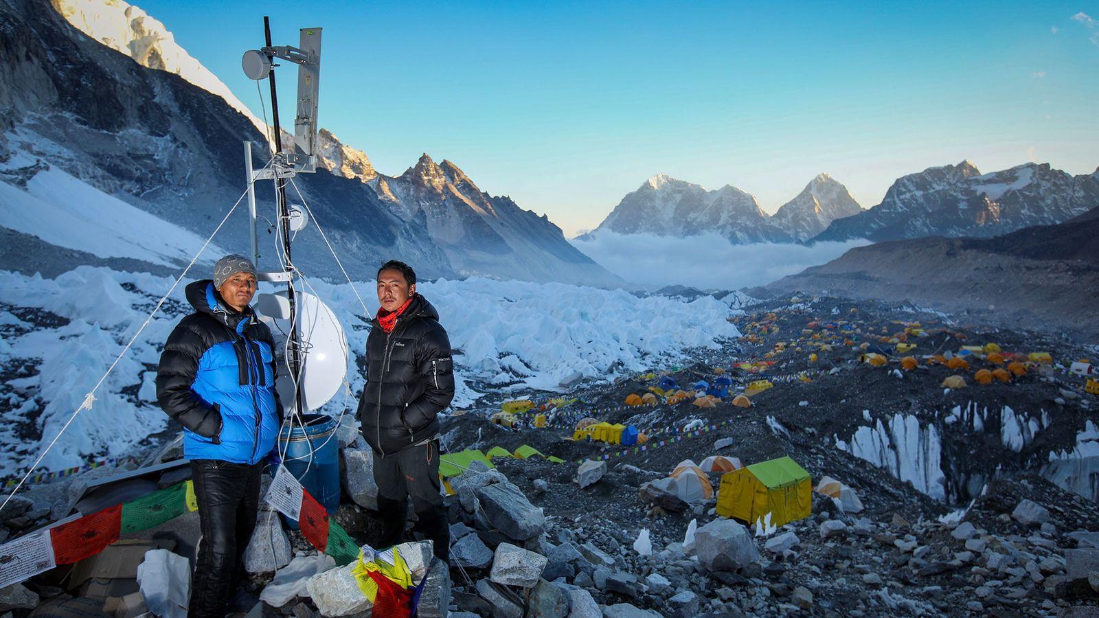 Suresh Lama & Pasang Wongde