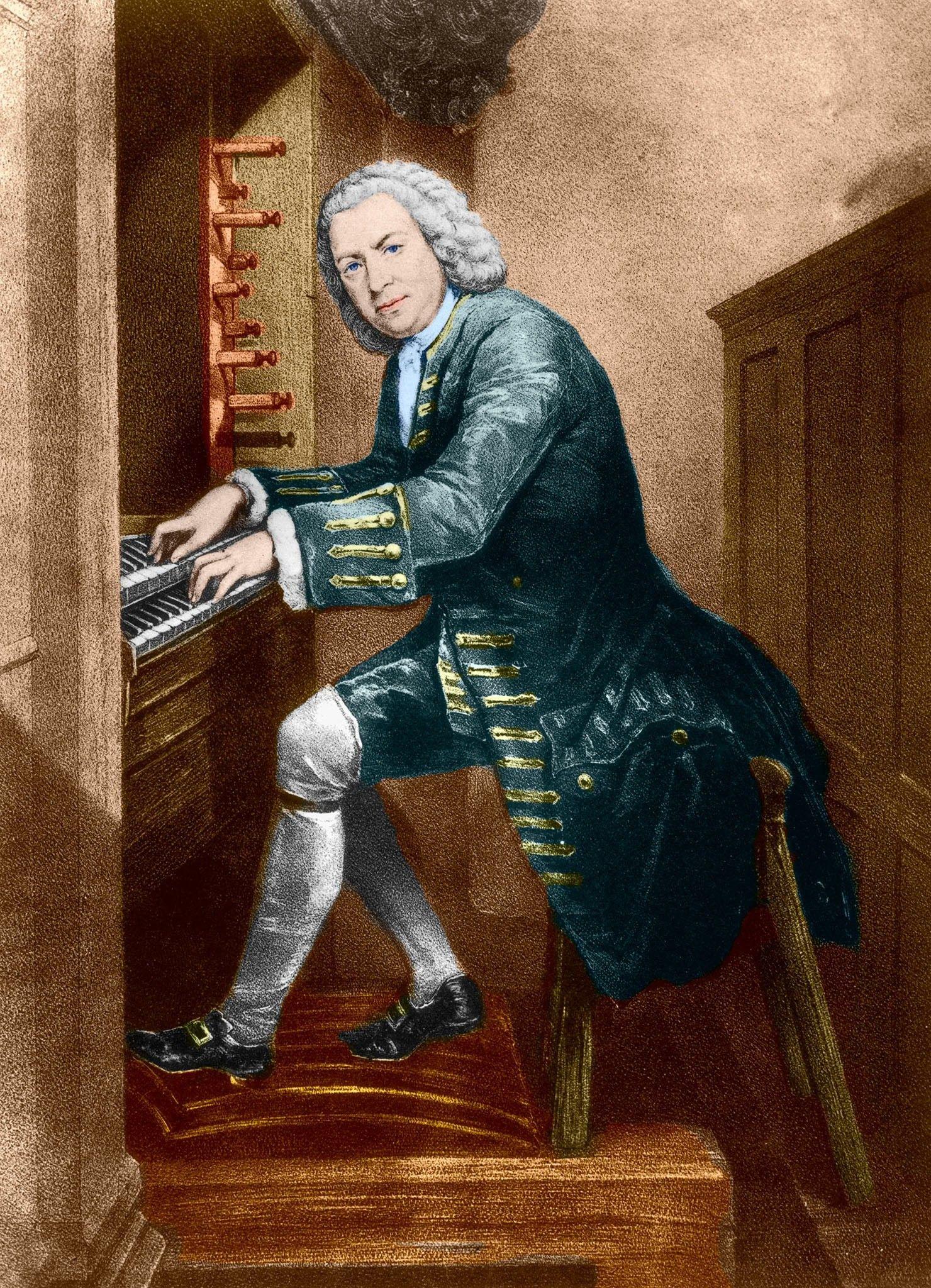 Aus der Hand des Meisters: Bachs anatomischer Glücksgriff | National Geographic