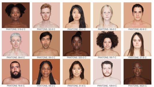 Galerie: Die Farbvielfalt des Menschen