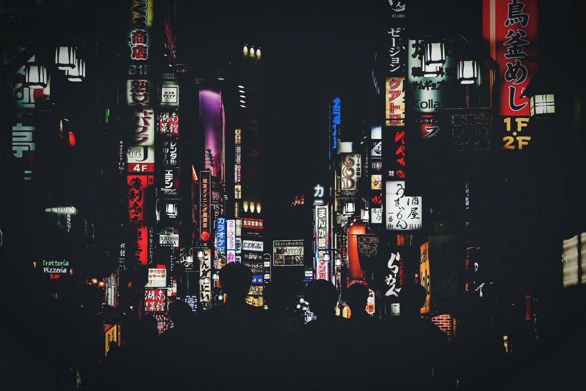 Lichter der Nacht