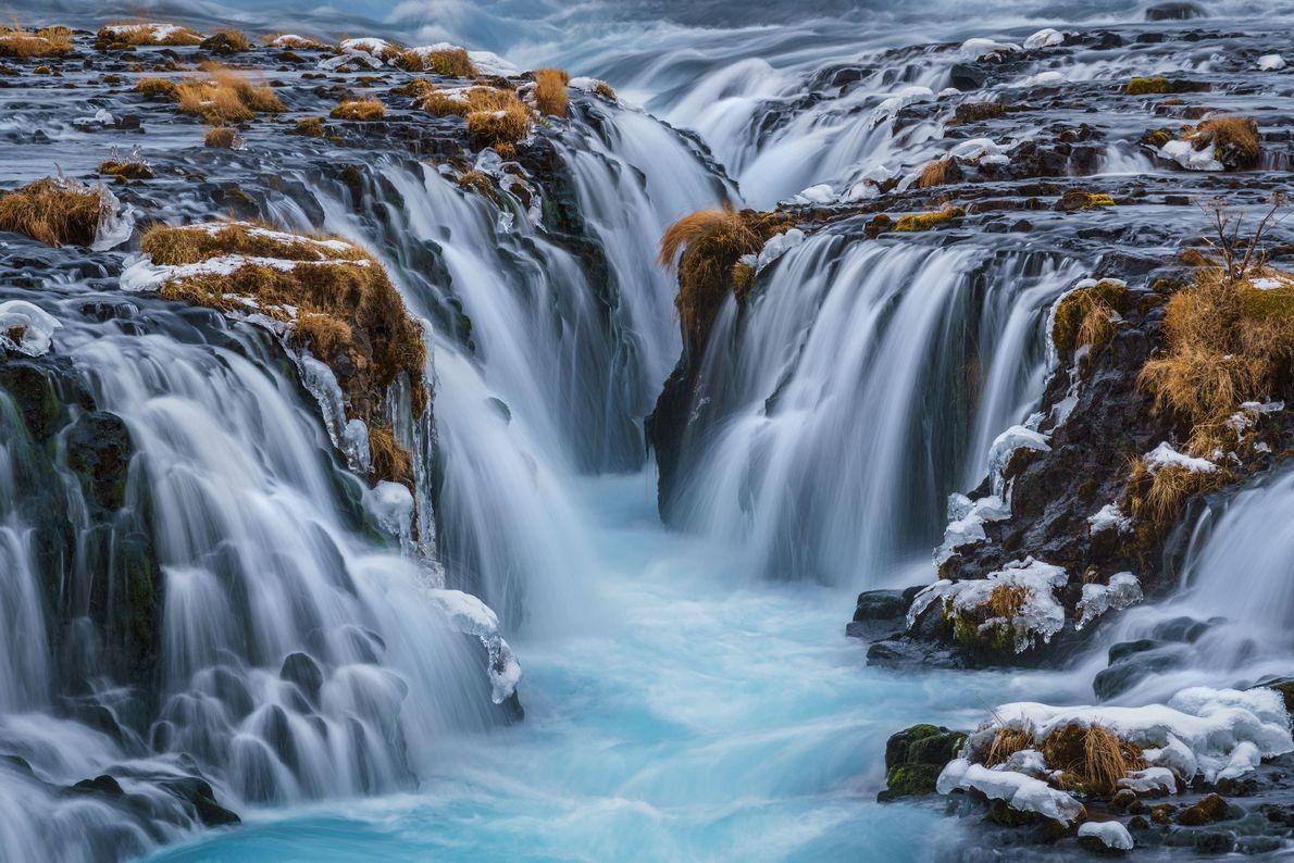 Fantastische Wasserfälle