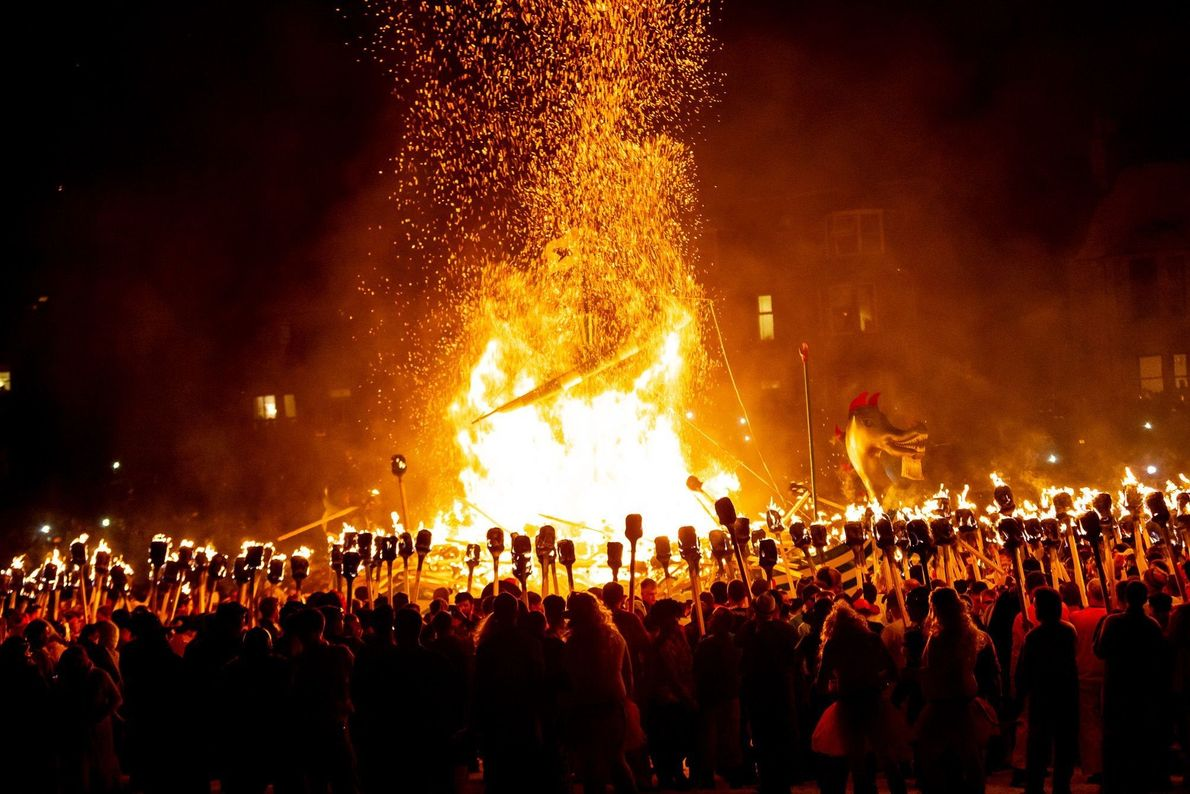 Up Helly Aa!