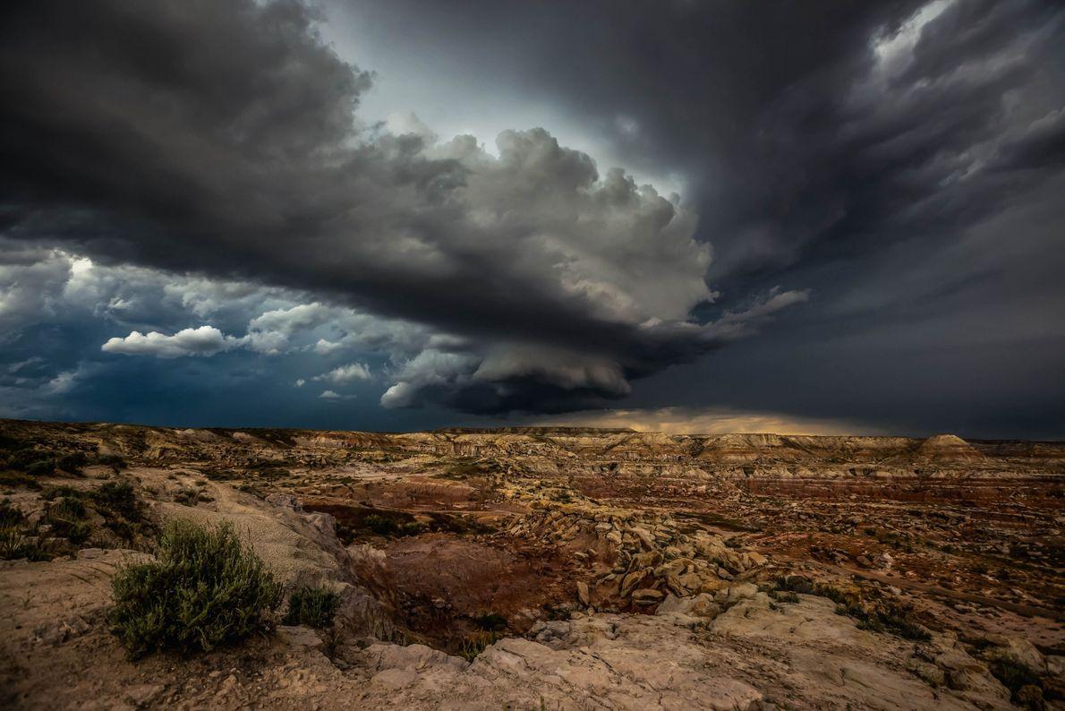 Sterbender Sturm