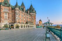 Historic Quarter von Québec City