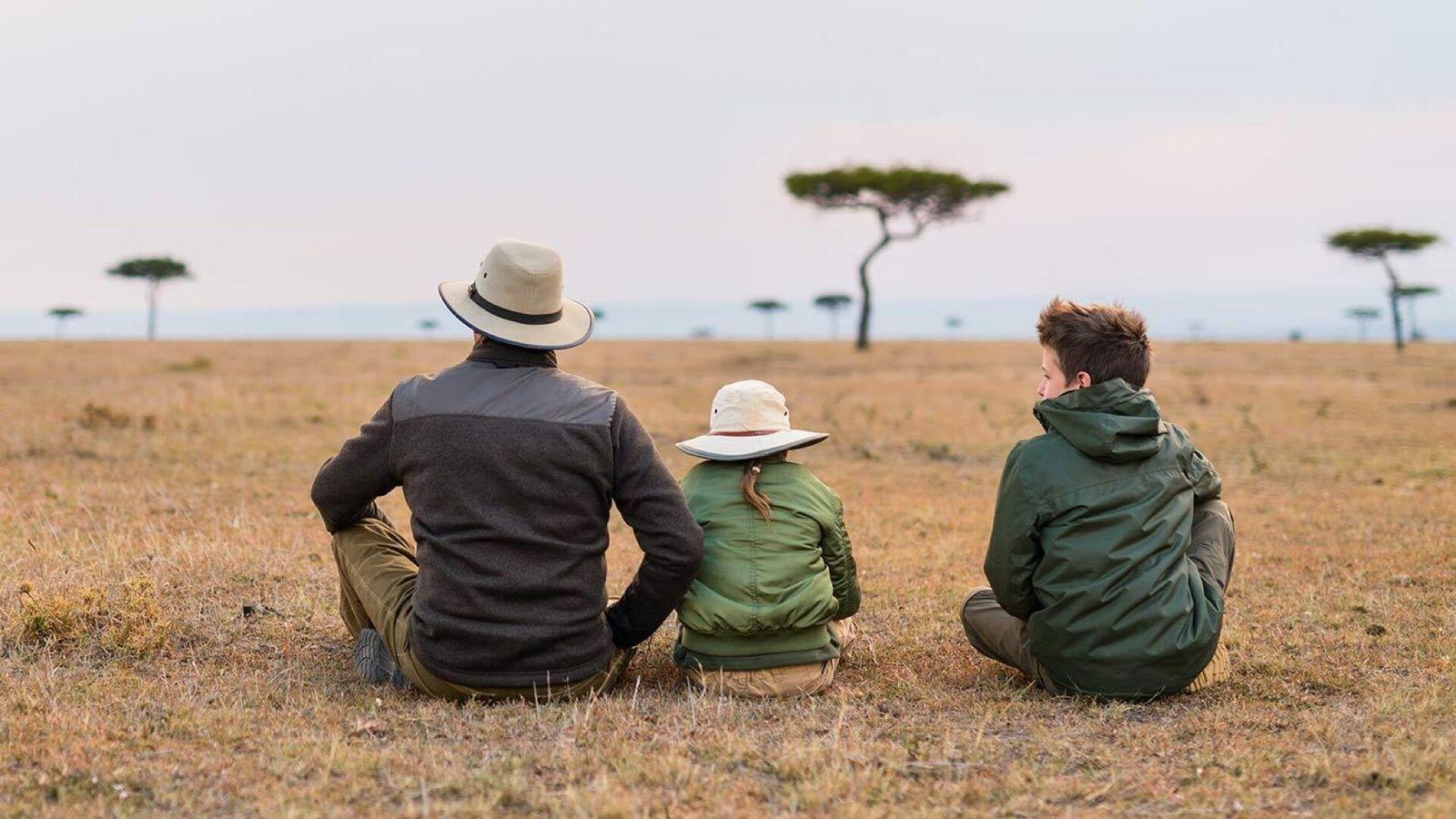 Die Welt entdeckt – mit der ganzen Familie!