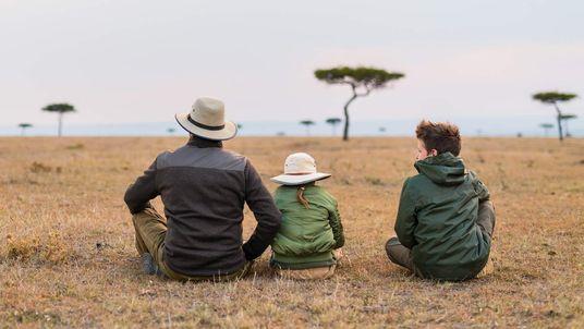 Die Welt entdecken – mit der ganzen Familie