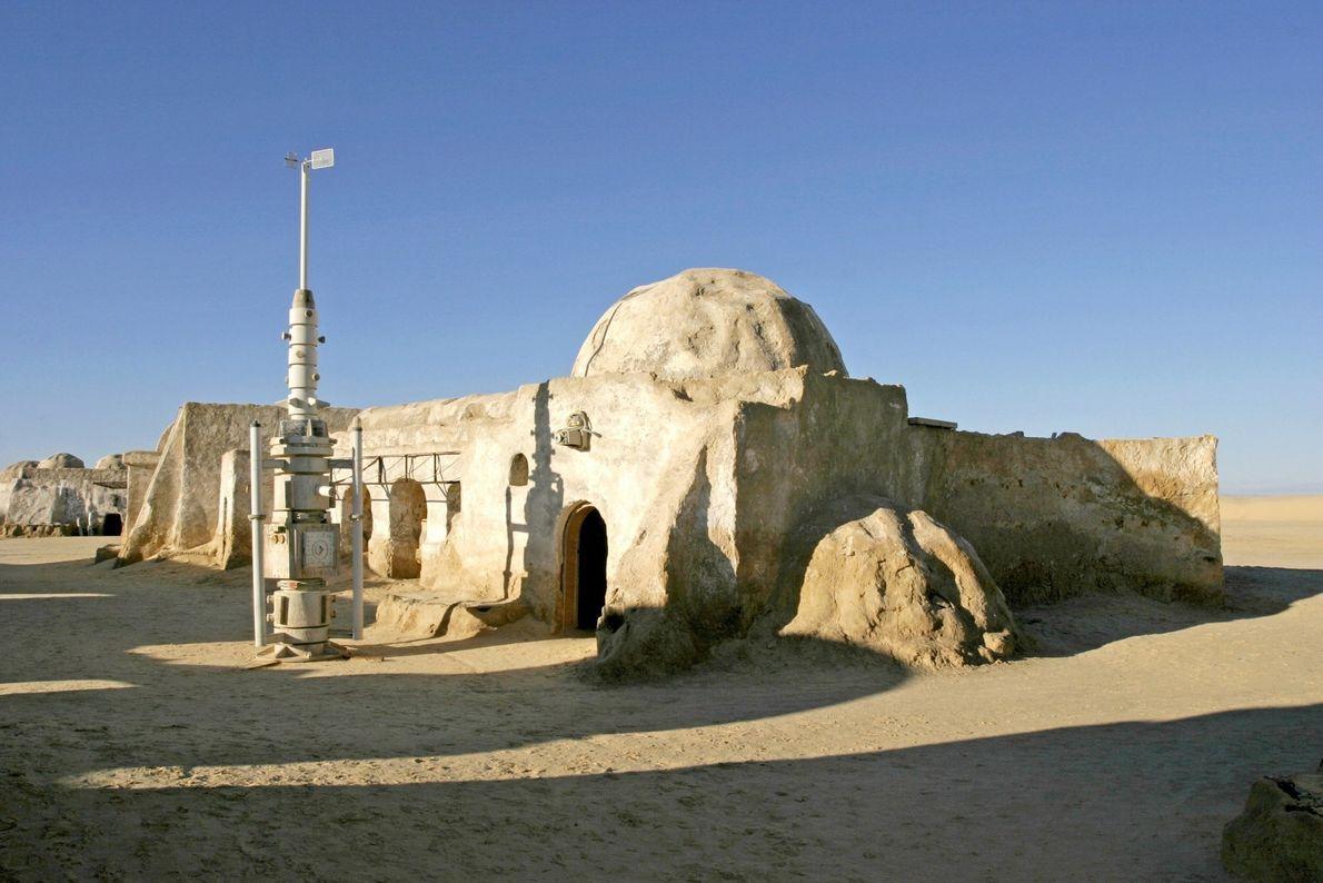 Filmset Star Wars, Tunesien