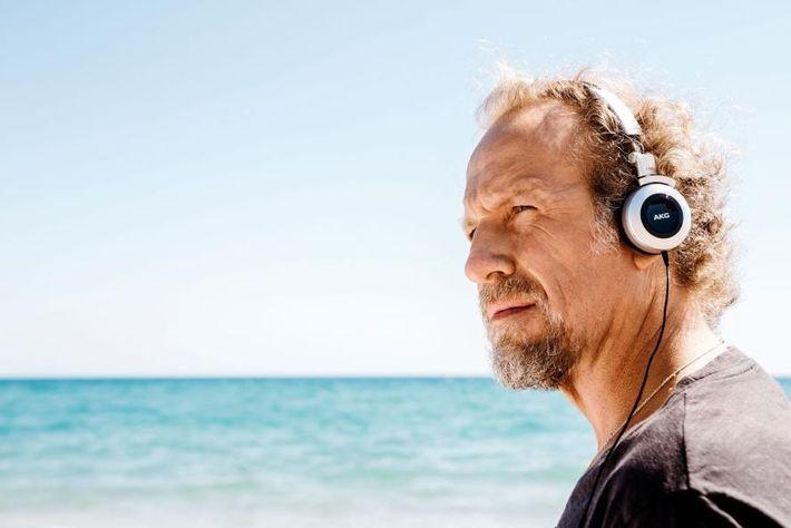 Von Spanien aus überwacht Michel André sein Projekt: Er sammelt Daten über den Geräuschpegel im Meer. ...
