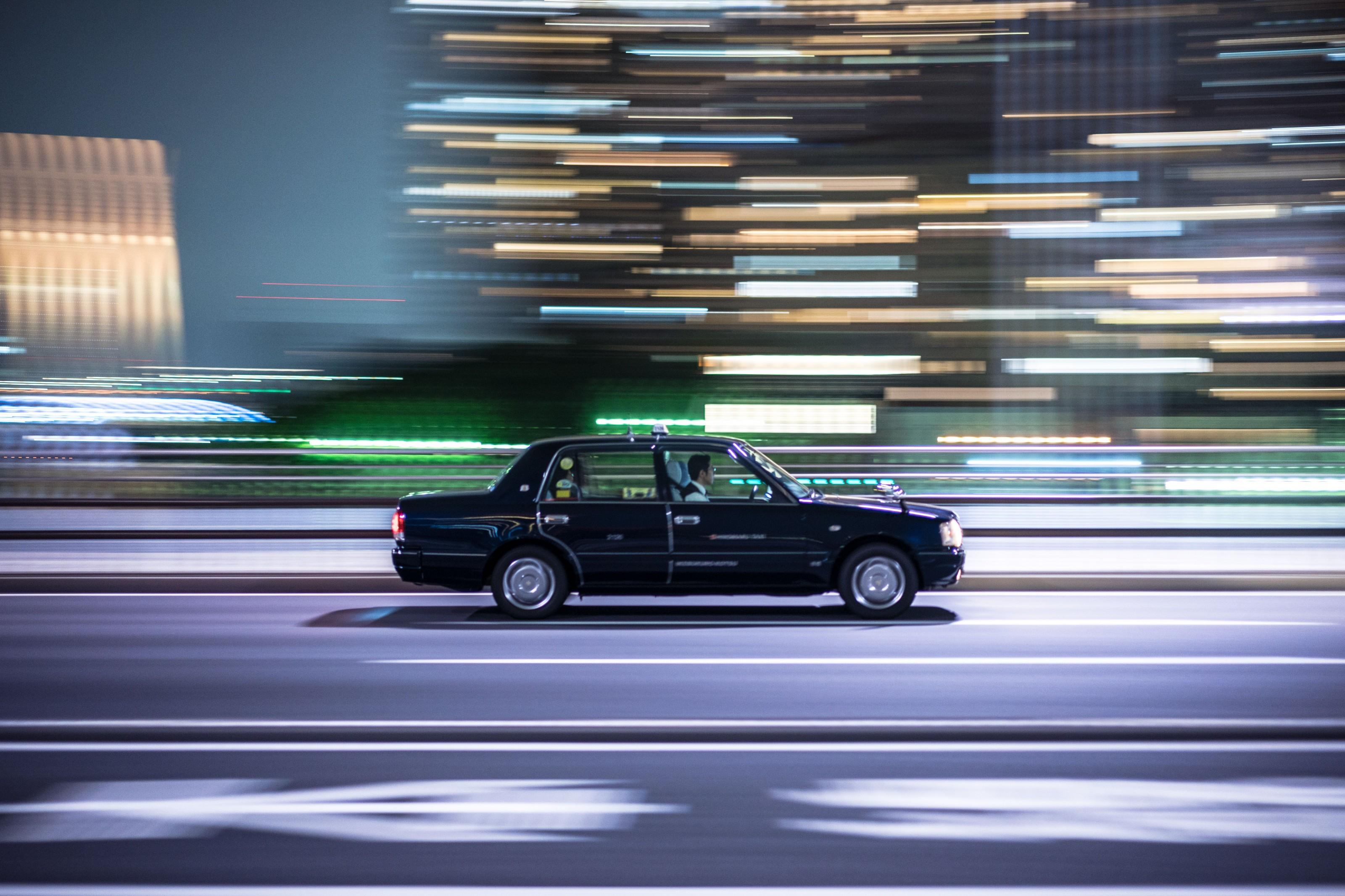 Tokio-Taxi