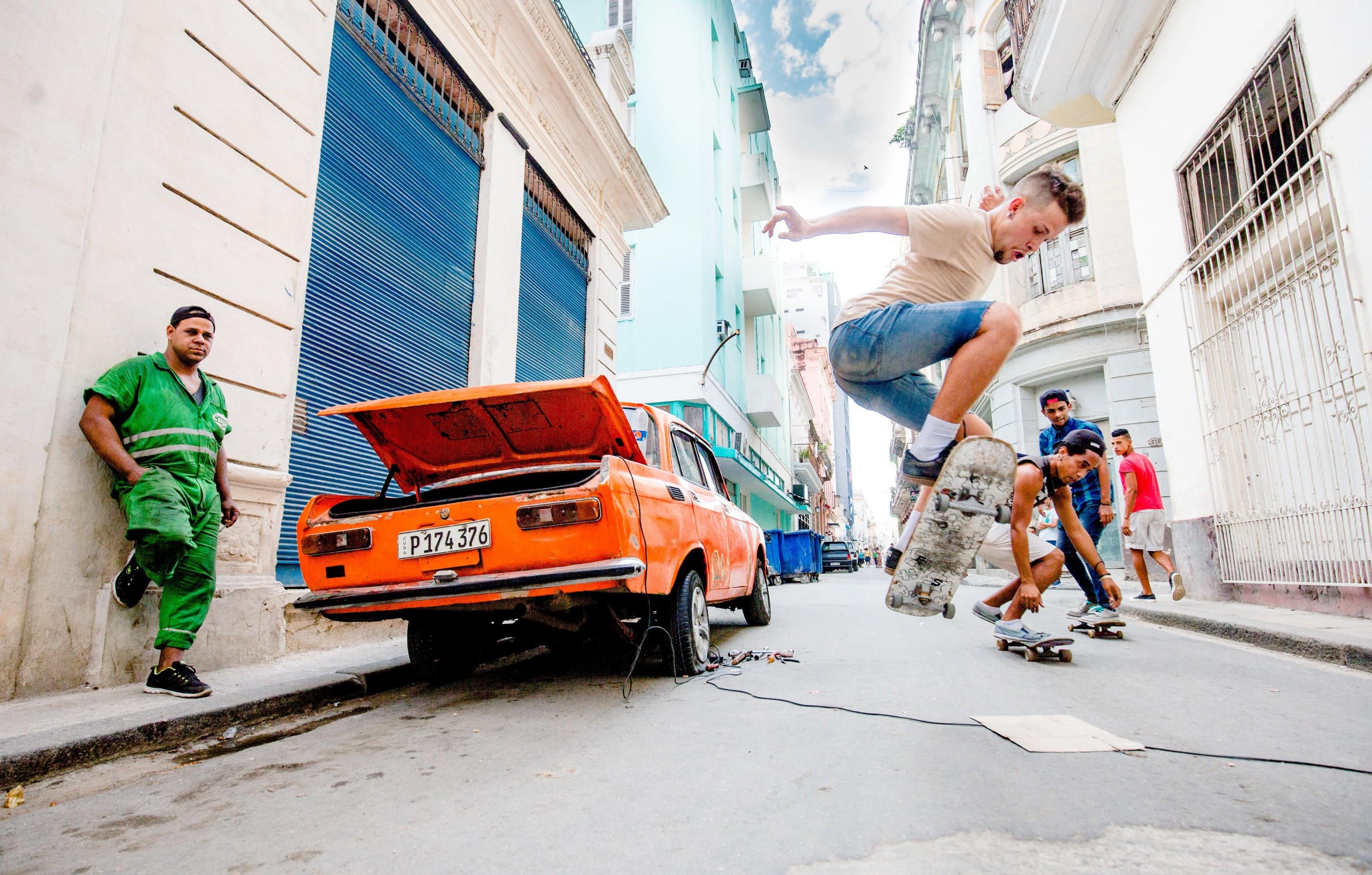 Havanna-Skater