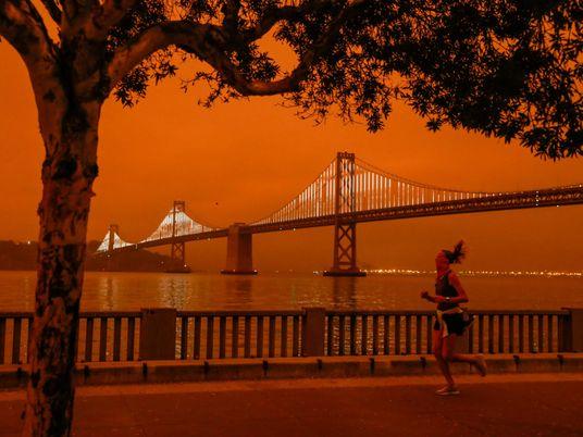 Galerie: Fotostrecke: Kaliforniens apokalyptischer Alltag
