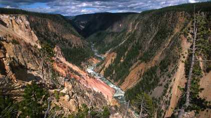 Die ersten Nationalparks der Welt