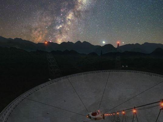 Radioblitze aus der Milchstraße führen zum Ursprung des kosmischen Phänomens