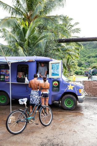 Streetfood auf Hawaii