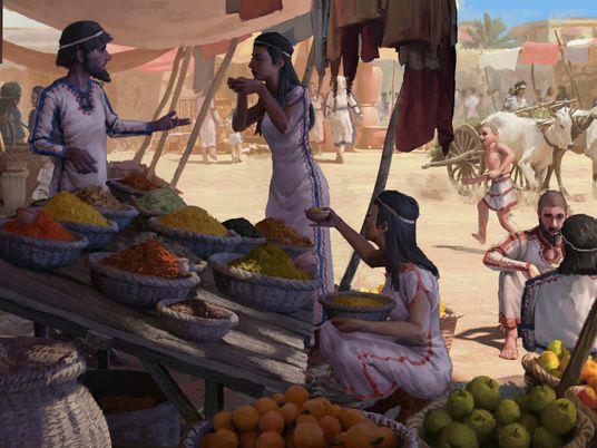 Bananen in der Bronzezeit: Jahrtausende alter Zahnstein bringt  Erkenntnisse über Ernährung und frühen Fernhandel