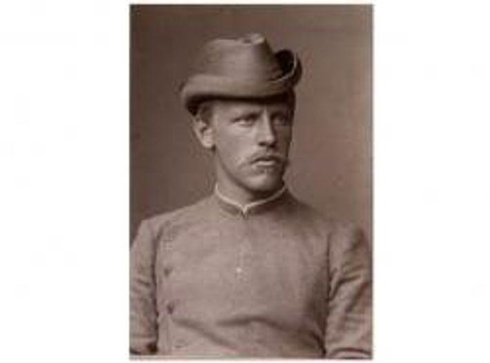 Fridtjof Nansen 1889