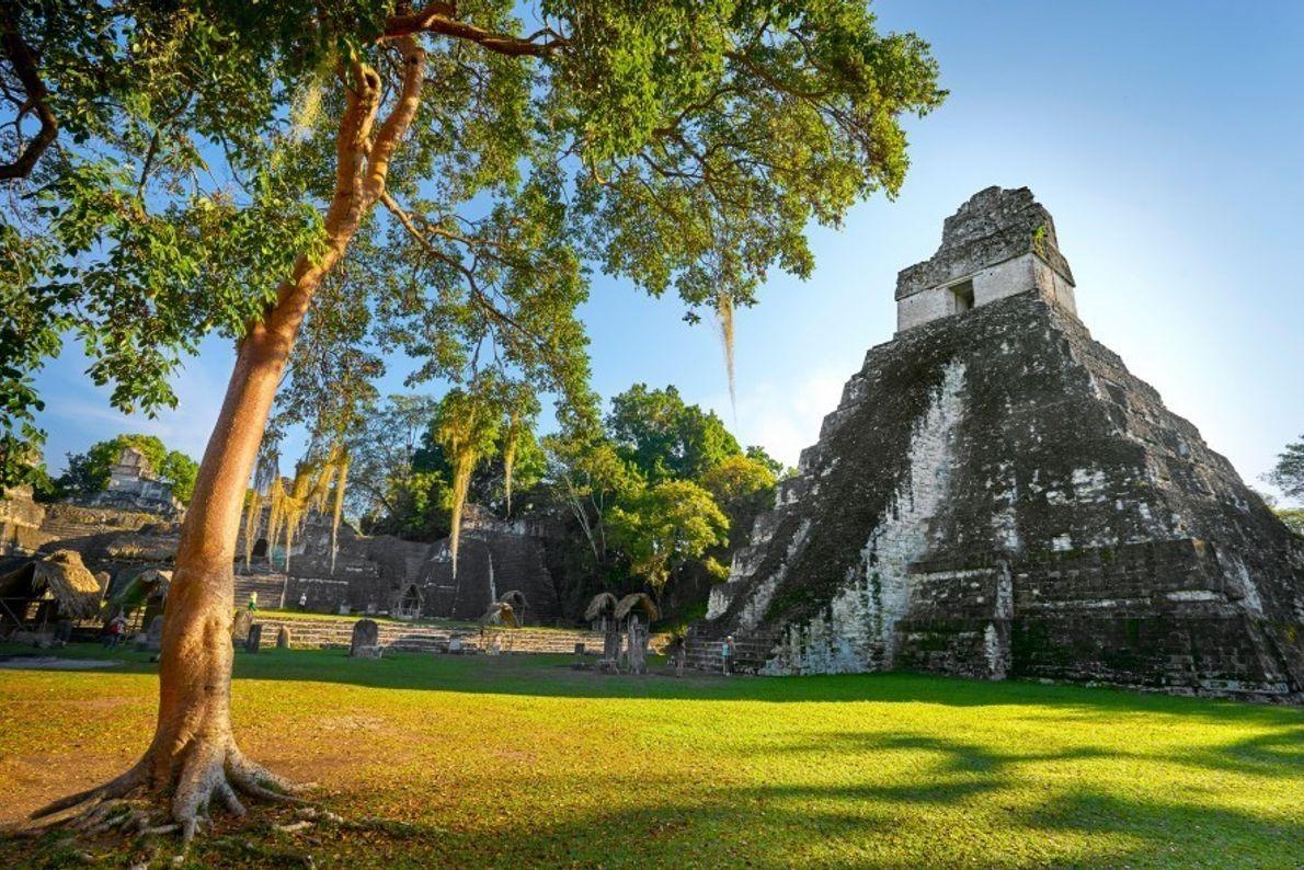 Tempel des Großen Jaguars