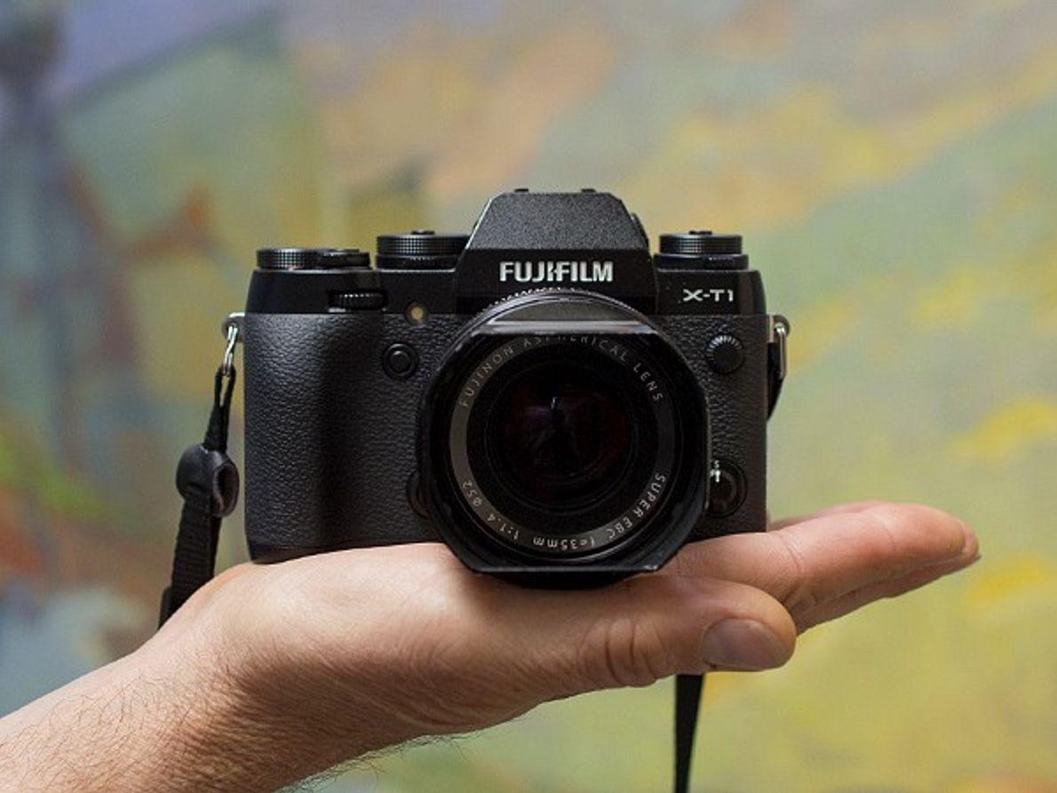 Bild der Fujifilm XT-1