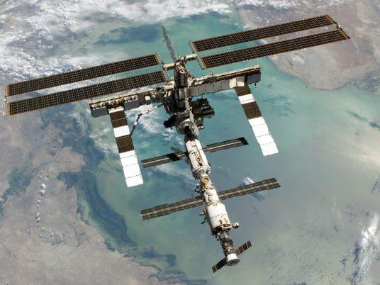 Galerie: Happy Birthday, ISS!