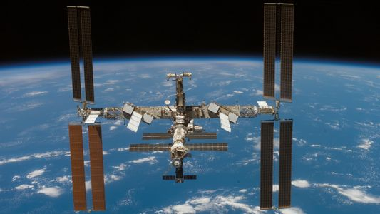 Happy Birthday, ISS!