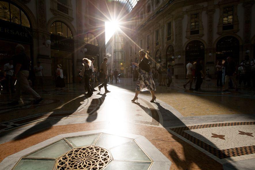 Italiens Metropole der Kunst und Kultur
